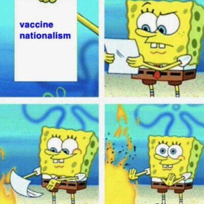MemePostcards to politicians