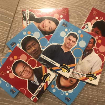Access Warrior Trading Cards