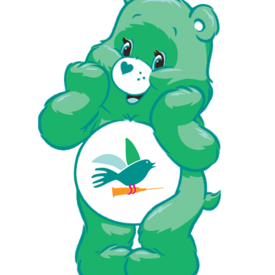 Care Bear Banner