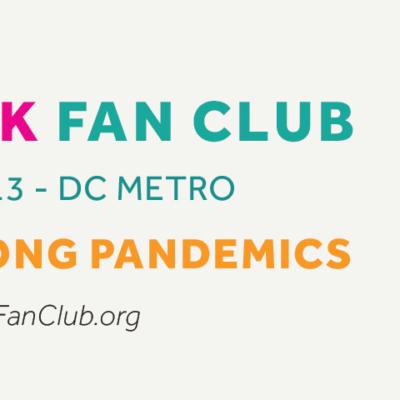 Jonas Salk Fan Club Parade Banner